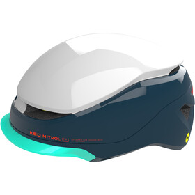 KED Mitro UE-1 Helm white/blue